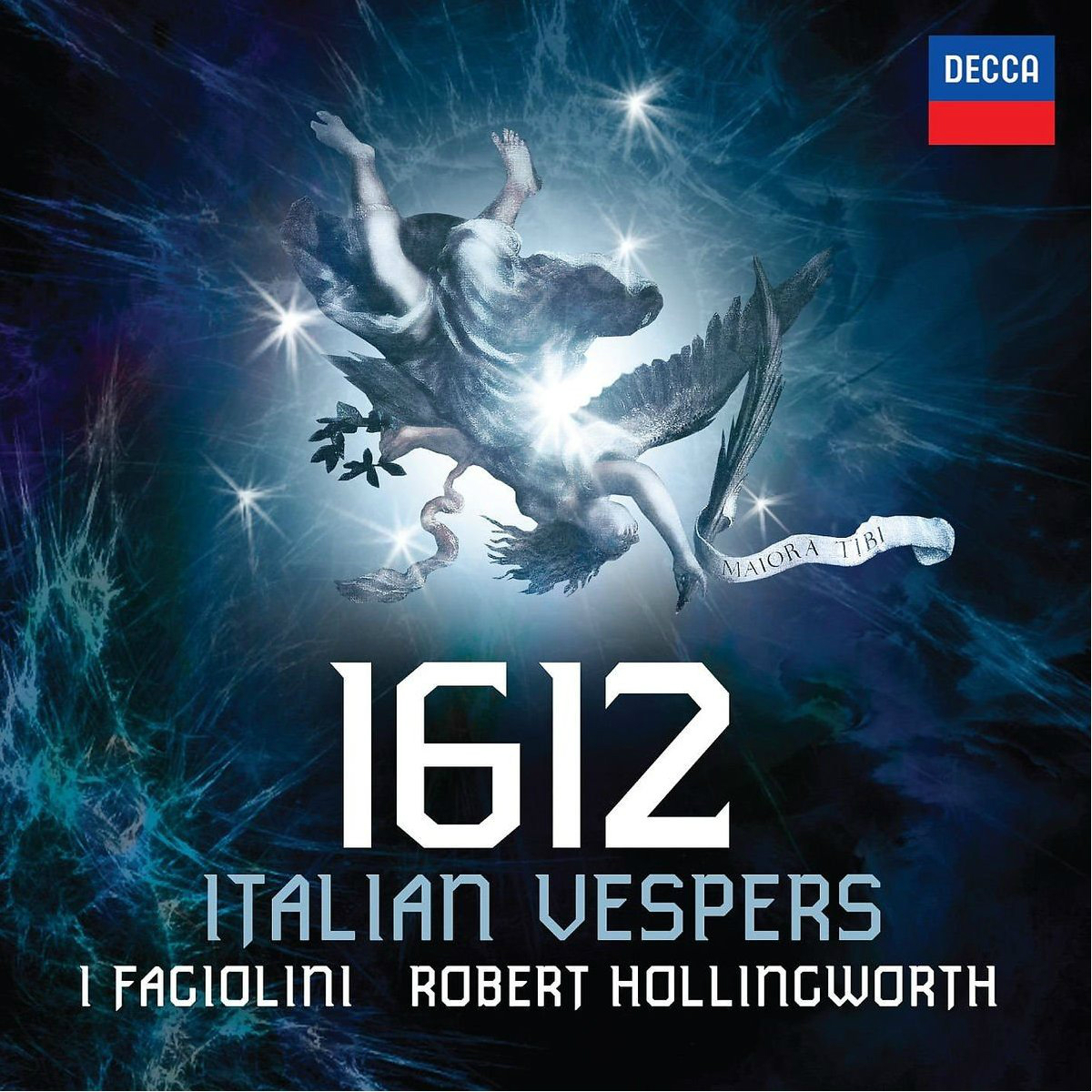 '1612 Italian Vespers' CD cover